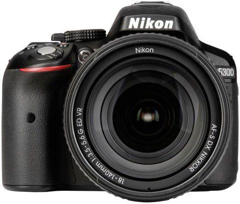 Nikon D 5300   DSLR Kamera mit 18 140 mm VR Objektiv ab 629,90€ (statt 770€)