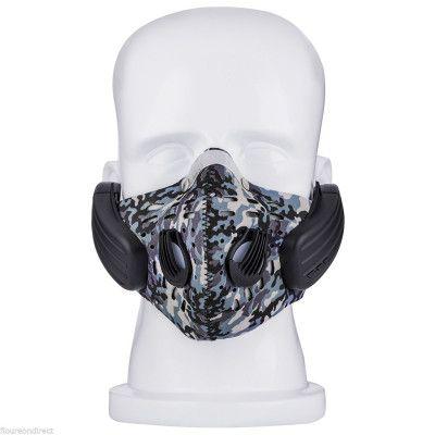 Staubmaske mit integriertem Headset für 25,99€