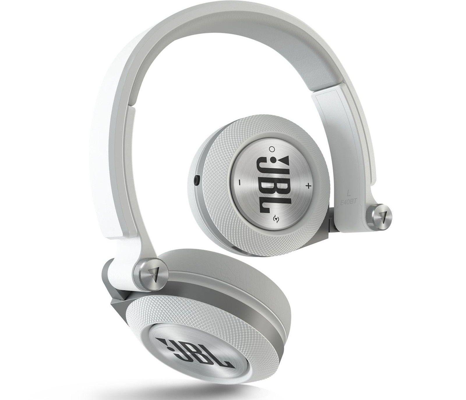 JBL Synchros E40BT   On Ear Kopfhörer für 44,99€ (statt 55€)   generalüberholt