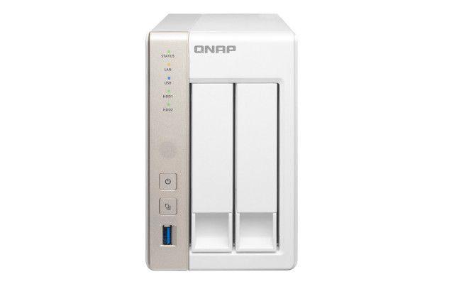 QNAP TS 251 NAS Leergehäuse für 177€ (statt 205€)