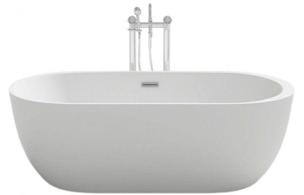 Freistehende Badewanne Codo   Wanne aus Acryl mit 170 x 80 cm für 399€ (statt 495€)
