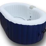 Aquaparx AP-550SPA Whirlpool – Aufblasbarer Whirlpool (190×120 cm) für 319€ (statt 371€)