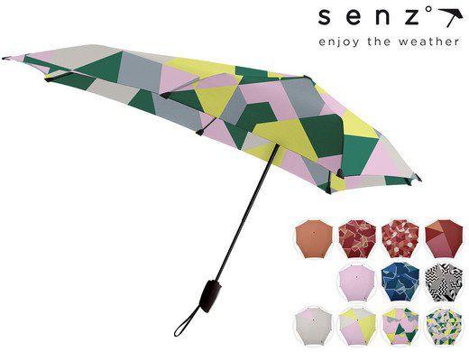 senz° Sturm Regenschirm in verschiedenen Farben für 28,90€ (statt 38€)