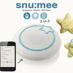 Baby Stars snu:mee Babyphone,  Spieluhr, Mp3 Player & Kuschelsleeve zu 15€