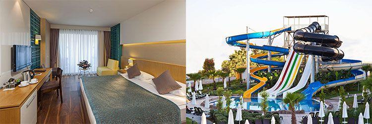 tue zi 14 Tage All Inclusive & Transfers im 5* Hotel in Belek (Türkei) ab ~300€ p.P.