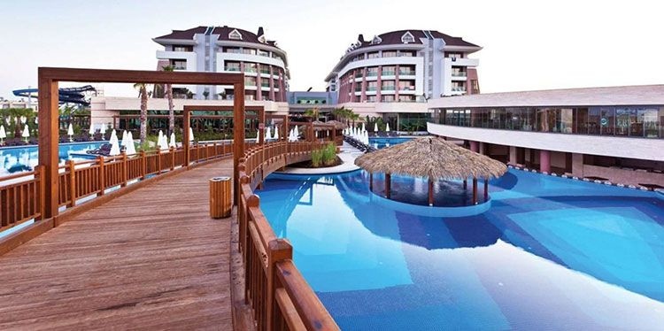 14 Tage All Inclusive & Transfers im 5* Hotel in Belek (Türkei) ab ~300€ p.P.