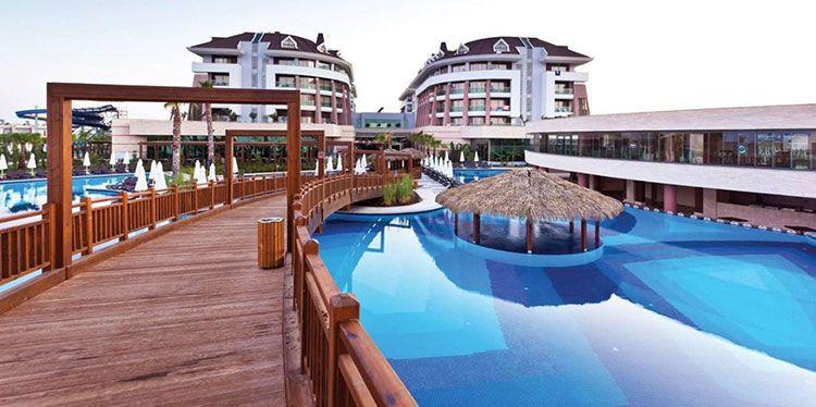 tue1 te 14 Tage All Inclusive & Transfers im 5* Hotel in Belek (Türkei) ab ~300€ p.P.