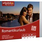 """Ideal zu Weihnachten: Urlaubsbox """"Romantik"""" 2 ÜN für 2 Personen inkl. Frühstück für 199,90€"""