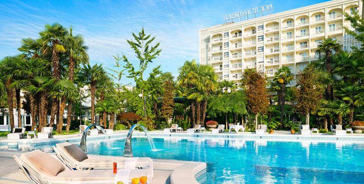 vic te 2 ÜN in der Nähe von Venedig in 5* Hotel inkl. Frühstück, Wellness & Anwendungen ab 279€ p.P.