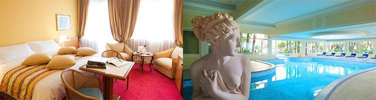 vic zi 2 ÜN in der Nähe von Venedig in 5* Hotel inkl. Frühstück, Wellness & Anwendungen ab 279€ p.P.