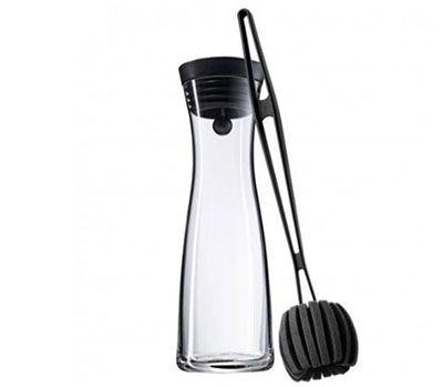 Wasserkaraffe WMF Basic mit Reinigungsbürste für 23€ (statt 29€)