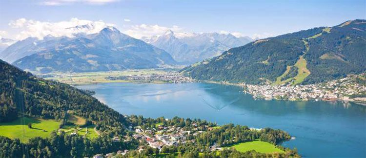 5 ÜN in Zell am See inkl. All Inklusive, Wellness & Gästekarte ab 249€ p.P.