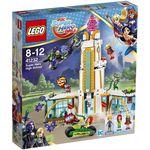 LEGO 41232 DC Super Hero Girls – Highschool der Super Heroes für 60,89€ (statt 69€)