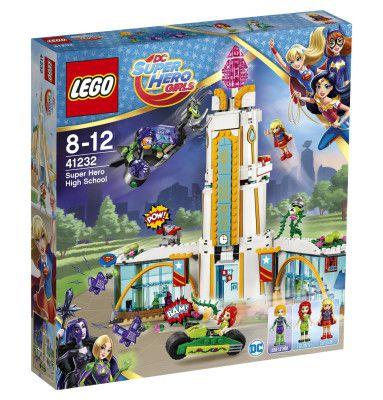 LEGO 41232 DC Super Hero Girls   Highschool der Super Heroes für 60,89€ (statt 69€)