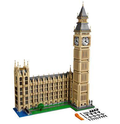 Lego Creator 10253   Big Ben für 195,79€ (statt 240€)