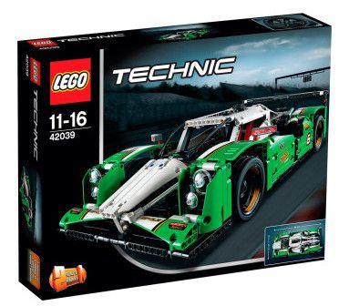 Lego Technic Langstrecken Rennwagen (42039) für 73,94€ (statt 94€)