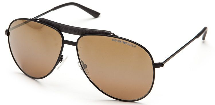 Emporio Armani Sonnenbrille EA9807 für 56,89€ (statt 90€)