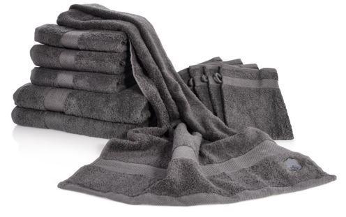 10er Set Handtücher aus 100% Baumwolle für nur 19,99€