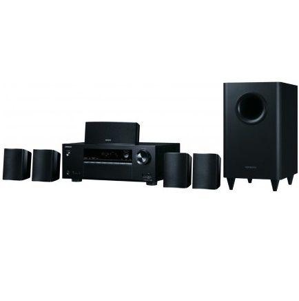 Onkyo HT S3800 B   5.1 AV System mit Receiver und Lautsprechern für 231,95€ (statt 333€)