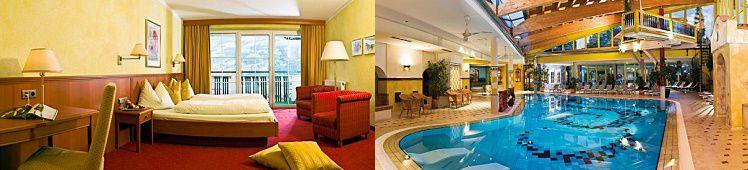 2 oder 3 ÜN im 4* Hotel inkl. Verwöhnpension und Wellness ab 140,50€ p.P.