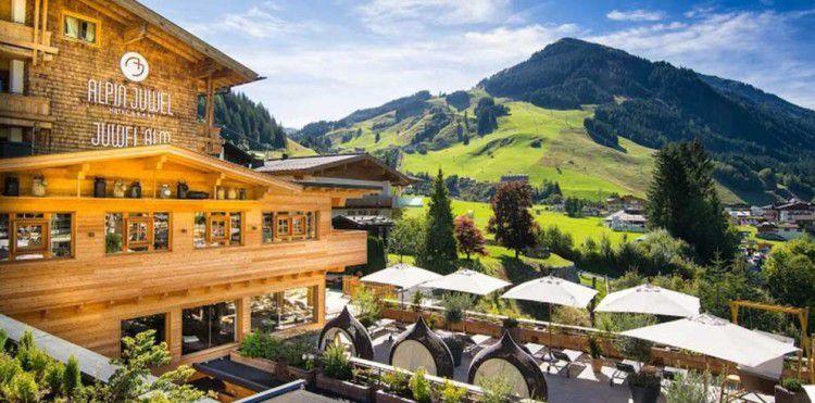 2 ÜN im 4*S Hotel in Saalbach Hinterglemm inkl. 3/4 Verwöhnpension, Spa uvm. ab 169€ p.P.