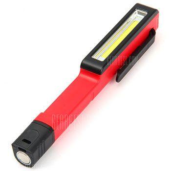 Magnetische Leuchte mit COB LED für 1,84€