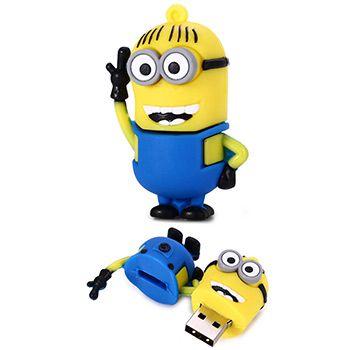 16GB USB Stick Minions für 2,78€