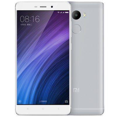 Xiaomi Redmi 4   5 Smartphone mit Dual Sim, 16 GB ROM und 2 GB RAM für 116,28€ (statt ~135€)