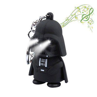 Darth Vader Schlüsselanhänger mit LED & Musik nur 0,59€   Neukunden