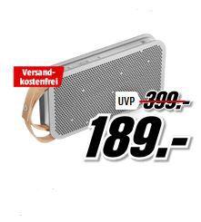 Media Markt B&O Tiefpreisspätschicht   z.B. B&O PLAY Beolit 15 Bluetooth Lautsprecher statt 444€ für 249€
