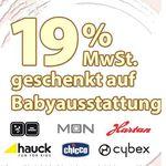 SpieleMax Sale: 19% Rabatt auf Babyausstattung – 22% Rabatt auf ausgewähltes Spielzeug uvam