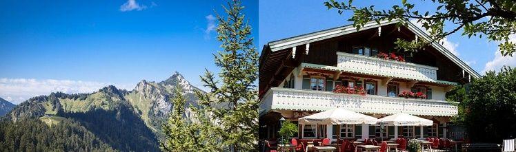 2, 3 oder 5 ÜN im 4* Hotel im Chiemgau inkl. Frühstück, 4 Gänge Dinner und Sauna ab 85€ p.P.