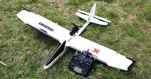 XK A1200 EPO RC Flugzeug für 116,11€
