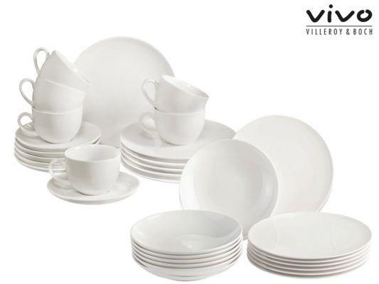 Vivo 30 teiliges Kombiservice New Fresh Basic für 75,90€ (statt 84€)