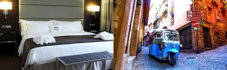 2 4 ÜN im 4* Hotel in Portugal inkl. Frühstück, Eintritt ins Portwein Haus mit Weinprobe und Flüge ab 169€ p.P.