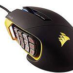 Corsair Scimitar RGB – Gaming Maus mit 12.000 dpi für 68,87€ (statt 82€)