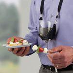 Portable Halterung für Weingläser für 1,34€