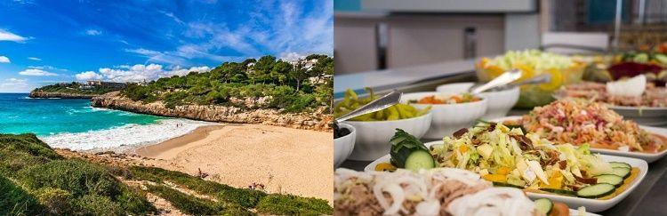 7 oder 14 ÜN auf Mallorca inkl. Frühstück oder Halbpension, Sauna, Jacuzzi und Flügen ab 369€ p. P.