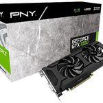 PNY GeForce GTX 1060 mit 6GB für 245,34€ (statt 275€)