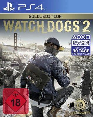 Watch Dogs 2   Gold Edition (PS4, Xbox One) für 37,99€ (statt 65€)