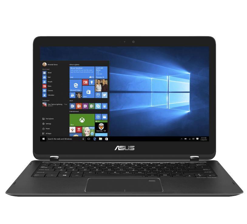 ASUS Zenbook Flip UX360UAK   13 Zoll Convertible mit i7, 8GB RAM, 256GB SSD + Win. 10 statt 955€ für 799€