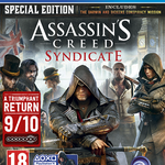 Assassin' Creed: Syndicate (PS4) – Special Edition für 16,75€ (statt 24€)