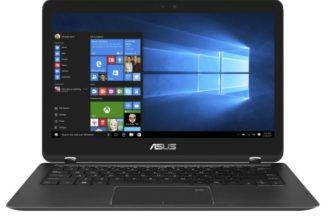 ASUS Zenbook Flip UX360UAK   13 Zoll Convertible mit i5, 8GB RAM, 256GB SSD + Win. 10 für 699€ + 150€ Cashback