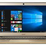 ACER Swift 3 – 14″ Notebook mit Core i5, 8GB RAM + 256GB SSD für 666€