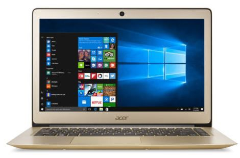 ACER Swift 3   15,6 Notebook mit i5, 128GB SSD, 1TB HDD + Win 10 + Office für 739€