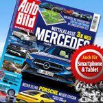 3 Monate AutoBild mit 13 Ausgaben für 29,95€ + 30€ Amazon Gutschein