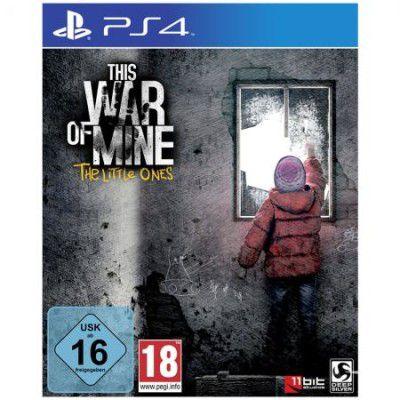 This War of Mine: The Little Ones (PS4) für 13,49€ (statt 18€)