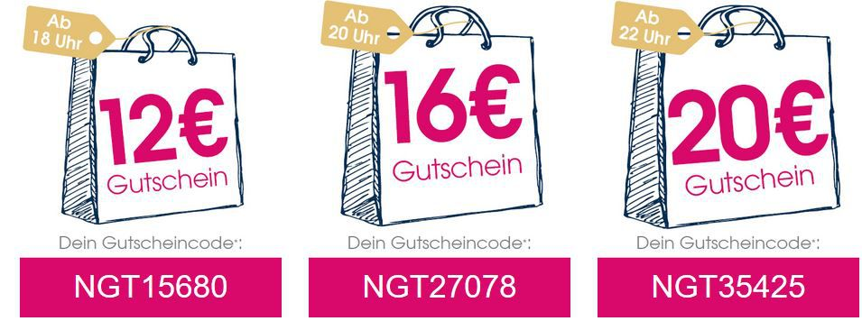 Baby Markt Late Night Shopping mit bis zu 20€ Rabatt ab 120€