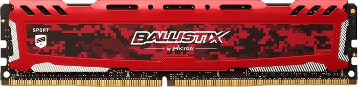 Ballistix 16GB DDR4 2400 RAM für nur 93,88€ (statt 119€)