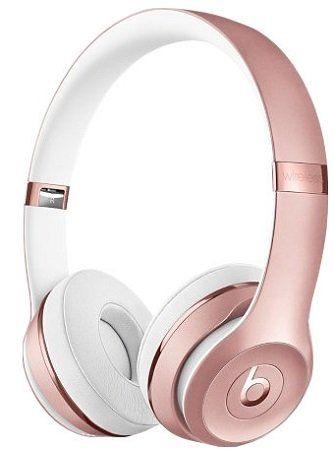 Beats By Dre Solo3 Wireless Kopfhörer für 169,90€ (rosegeold)